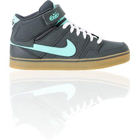 Nike 6.0 Mogan Mid 2 SE Anthracite & Tropical Twist Skate