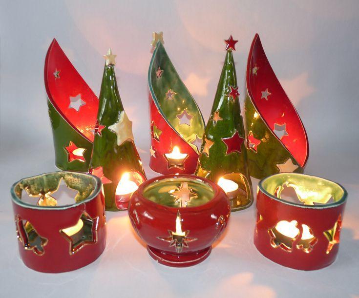 Weihnachtskeramik #slabpottery