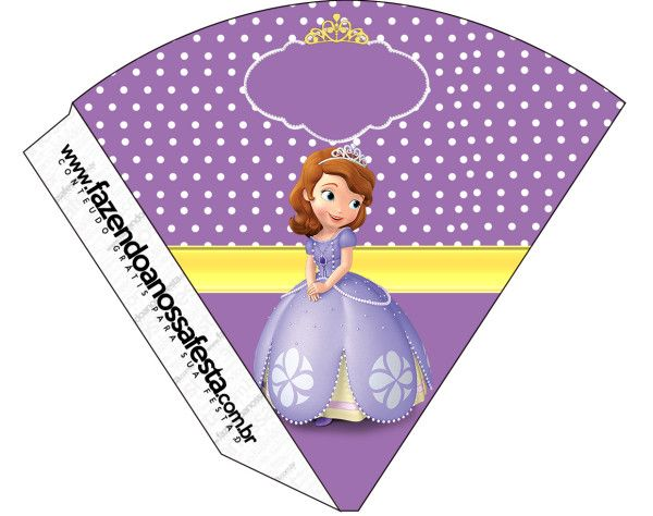 sofia the first free party printables and images