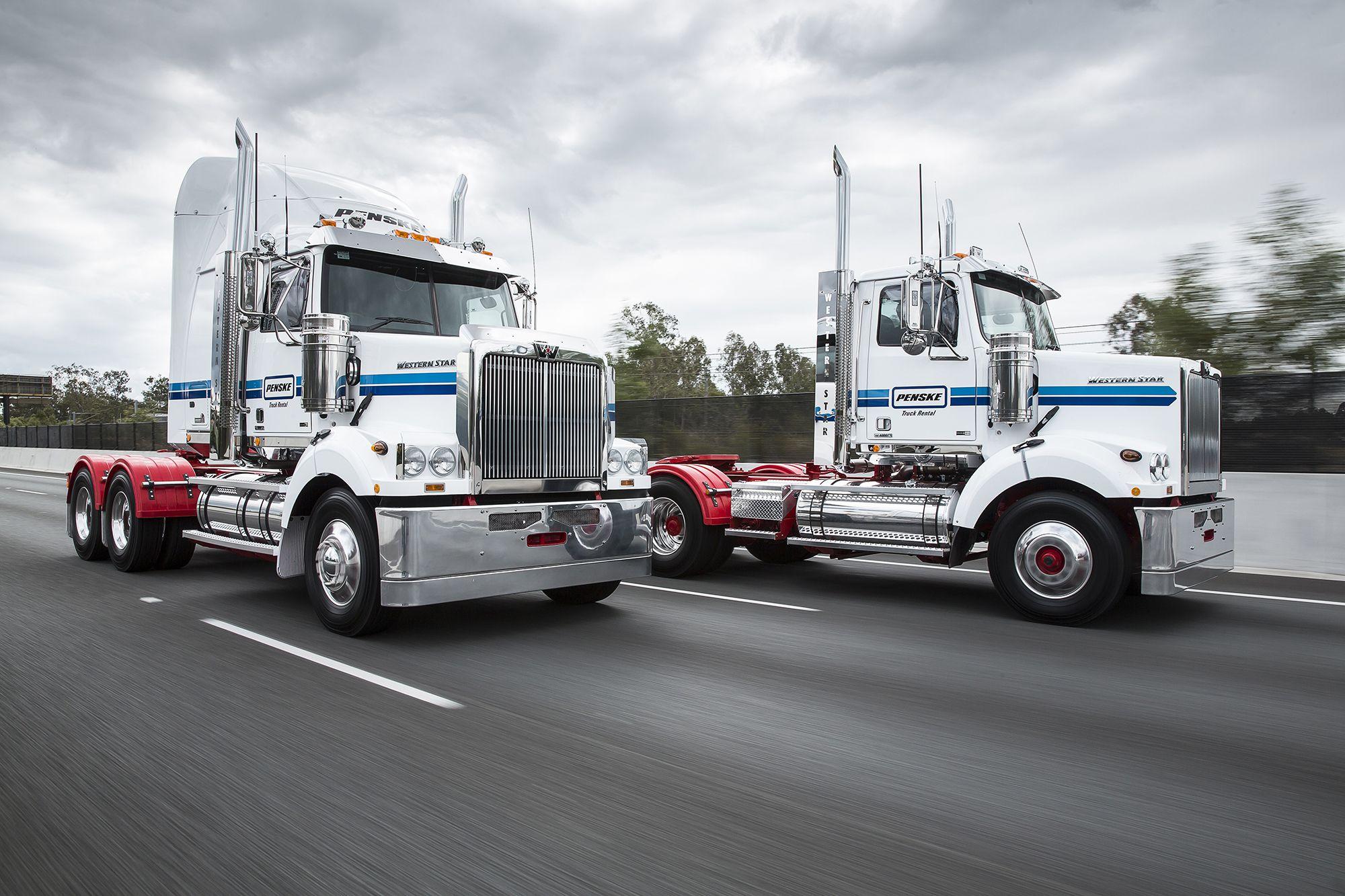 Penske Truck Rental is now open for business in Brisbane Australia