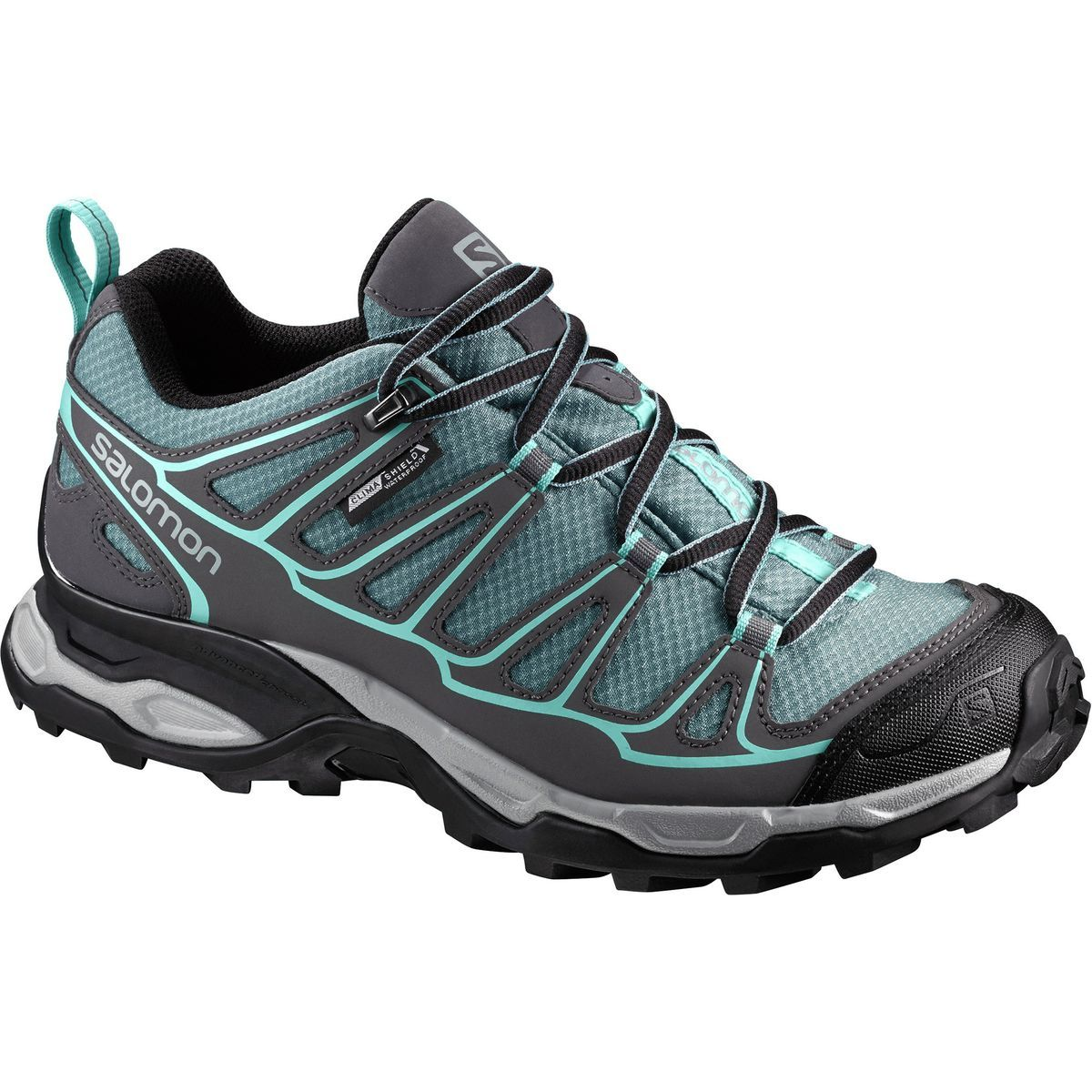 Salomon X Ultra Prime CS WP Hiking Shoe Women's in 2020