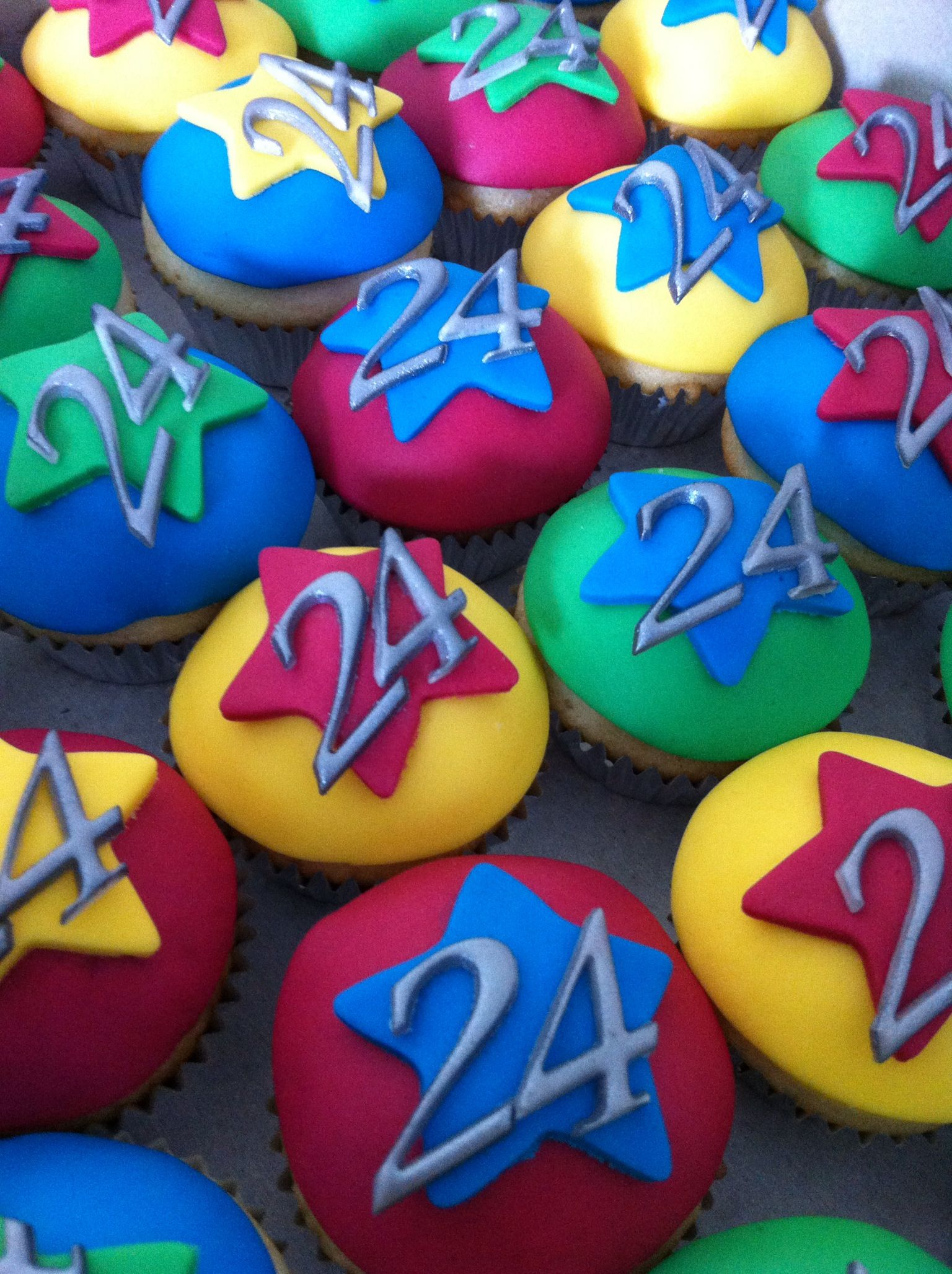 """24"" birthday cakes 24th birthday cake, Cake, Birthday cake"