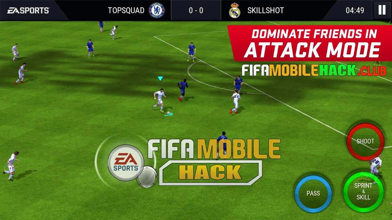 Android and ios fifa hack cheats add 9999999 coins and