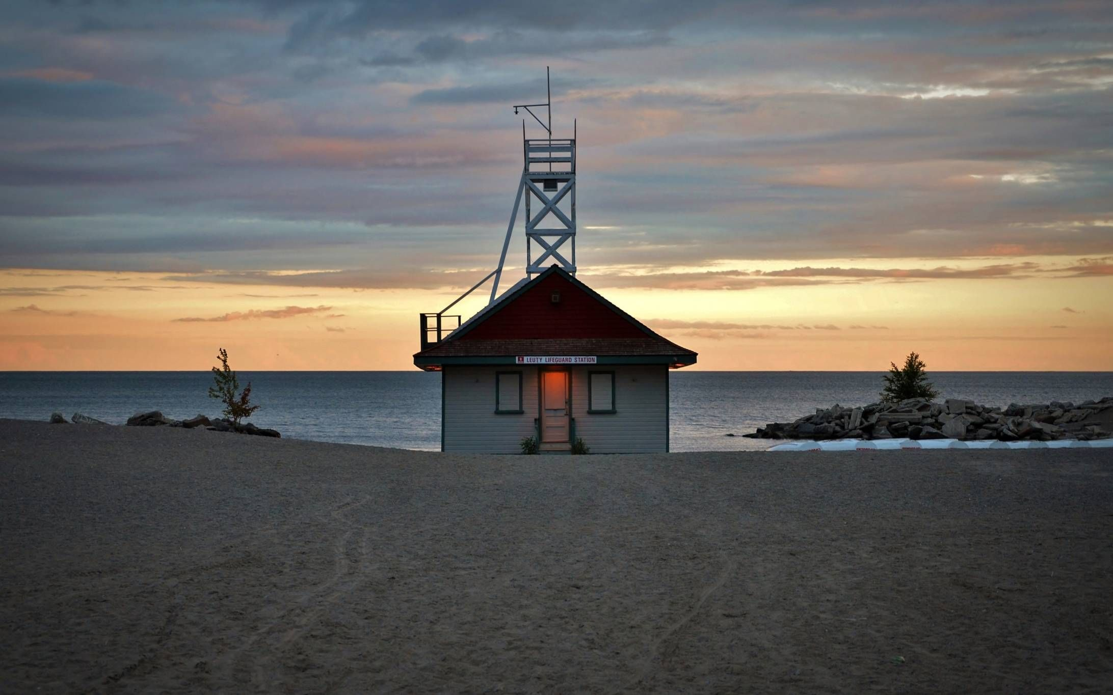 Eastern Beaches, Toronto Most beautiful places