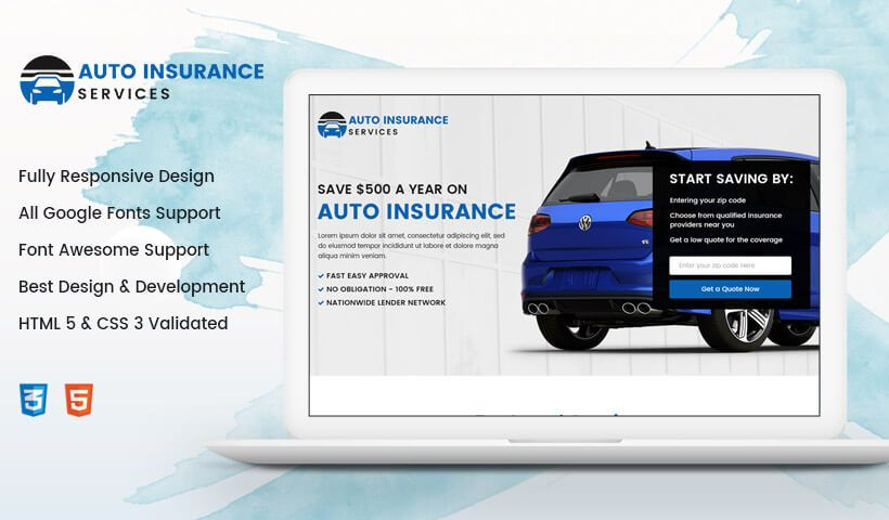 Convert Your Online Marketing Campaign With Our Responsive Auto