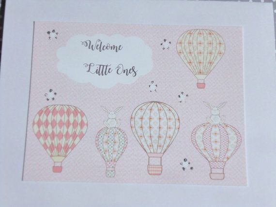 Welcome Twins Card Twins Baby Shower Card Twins Baby Card Card