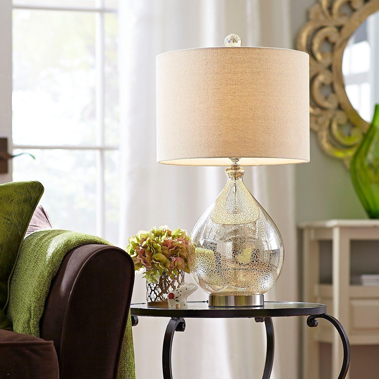 Teardrop Luxe Table Lamp Room lamp, Living room lighting