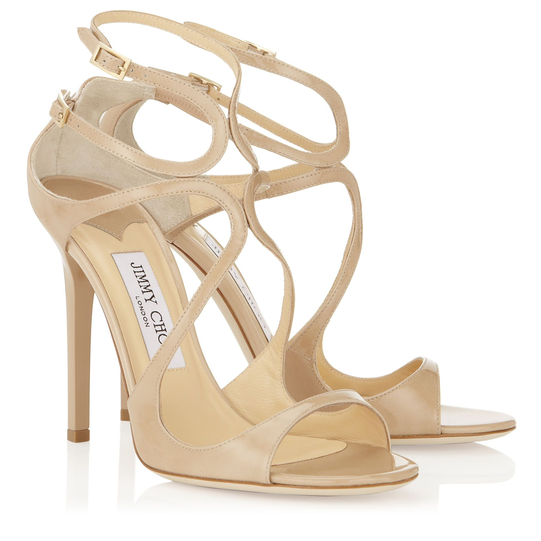 Ivette sandals - Nude & Neutrals Jimmy Choo London Footlocker Pictures Sale Online ngJPKGB
