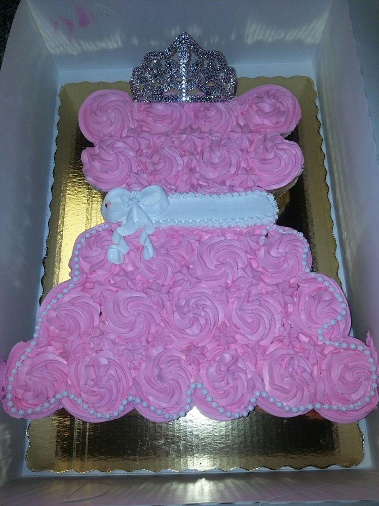 Princess Cupcake Cake By Publix Supermarket In Birmingham Al