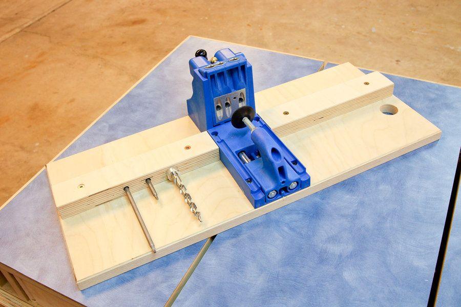 Base For A Kreg Pocket Hole Jig By Davewatha Lumberjocks Com