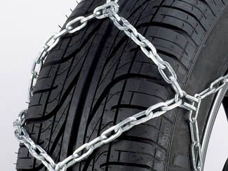 Thule 12mm CB12 Passenger Car Snow Chain, Size 100 (Sold in pairs ...
