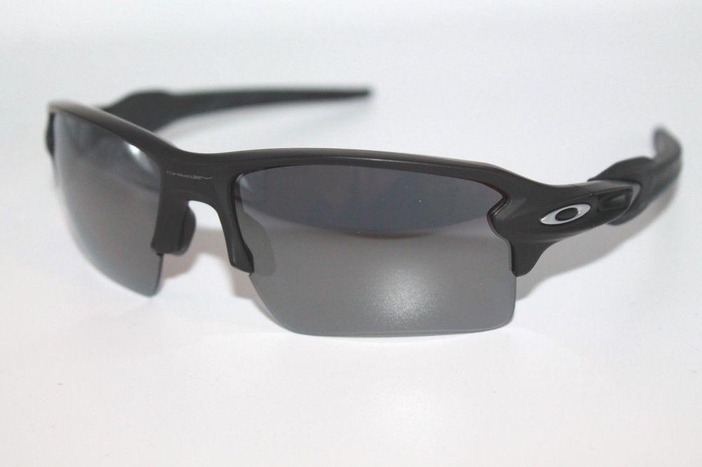 875f99326b2 Oakley Flak 2.0 XL Sunglasses OO9188-01 Matte Black W  Black Iridium Lens