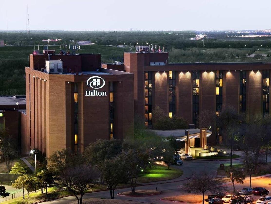 Grapevine Tx Hilton Dfw Lakes Executive Conference Center Hotel