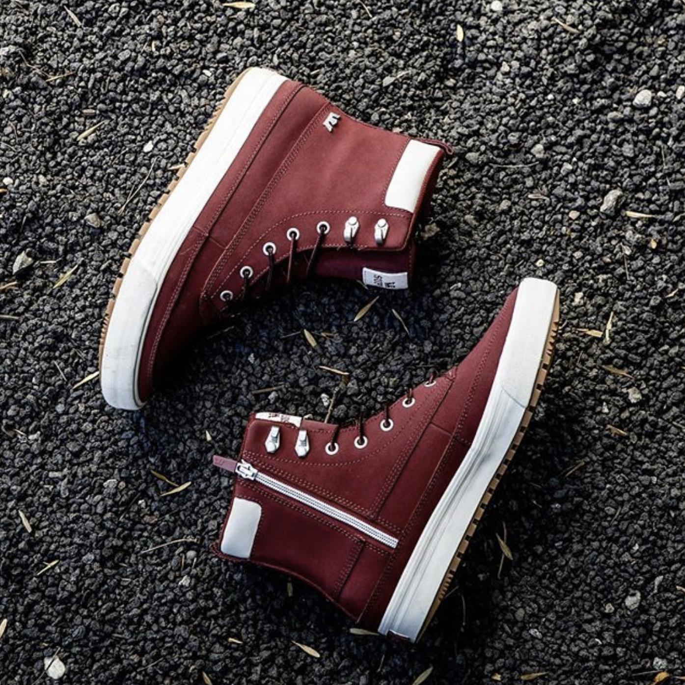 6a5aa4ce89be Supra Oakwood Brick Red   Bone White Shoes