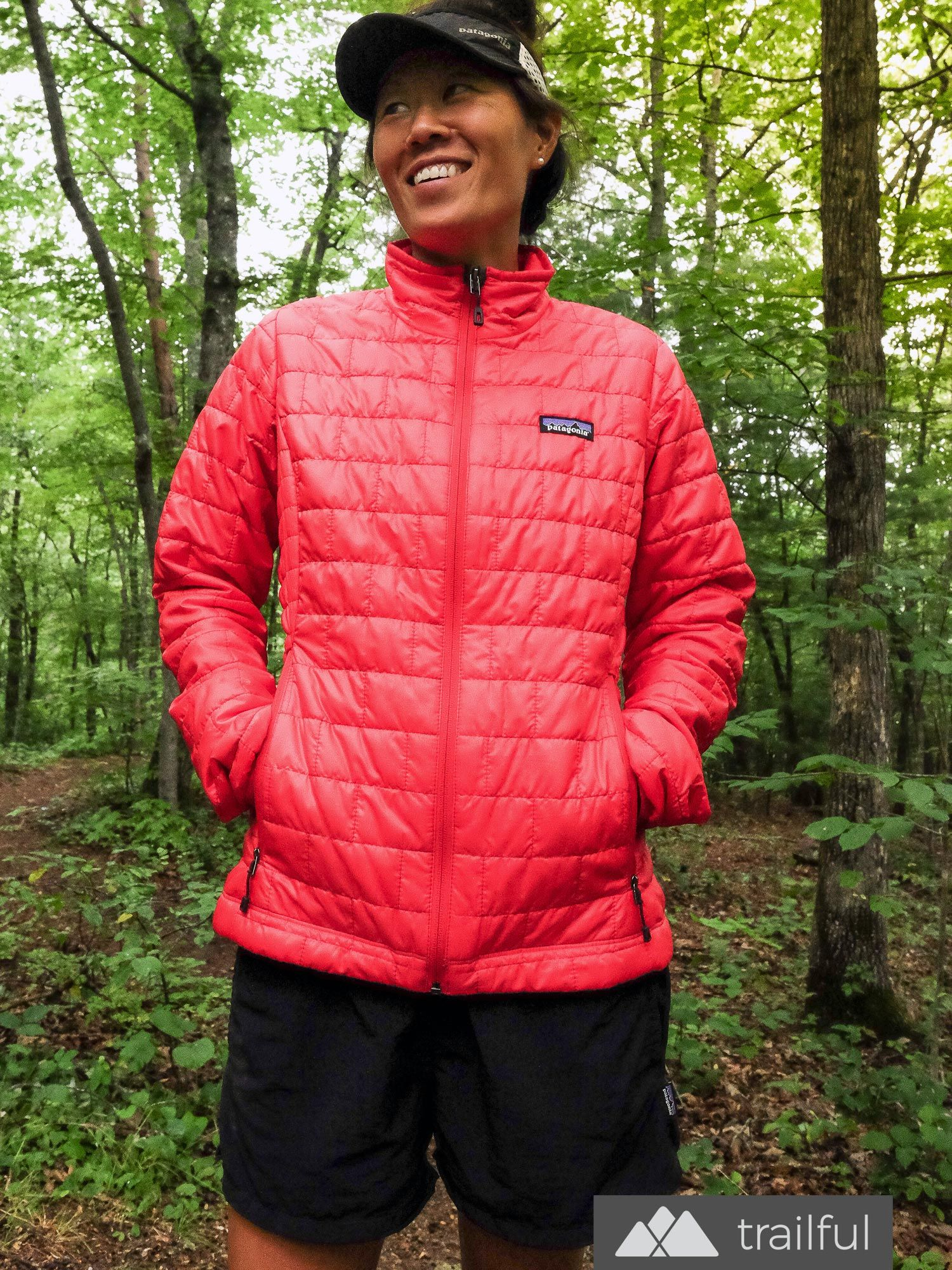 584b2a16c245ae Our favorite women's winter jacket, perfect for the trail and intown  adventures: our Patagonia Nano Puff Jacket review