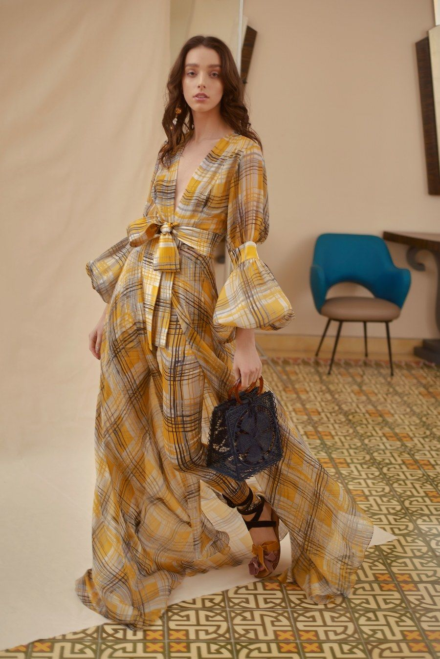 Etwas Neues genug Silvia Tcherassi Resort 2019 Fashion Show in 2018 | Resort 2019 &XN_07