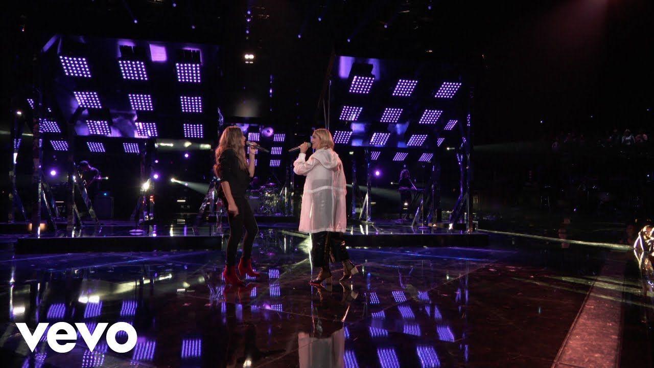 Julia Michaels Issues Jump The Voice 2018 Ft Brynn Cartelli