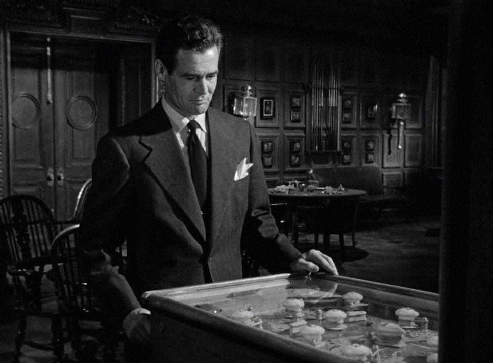 Caught (1949) Film Noir, Robert Ryan