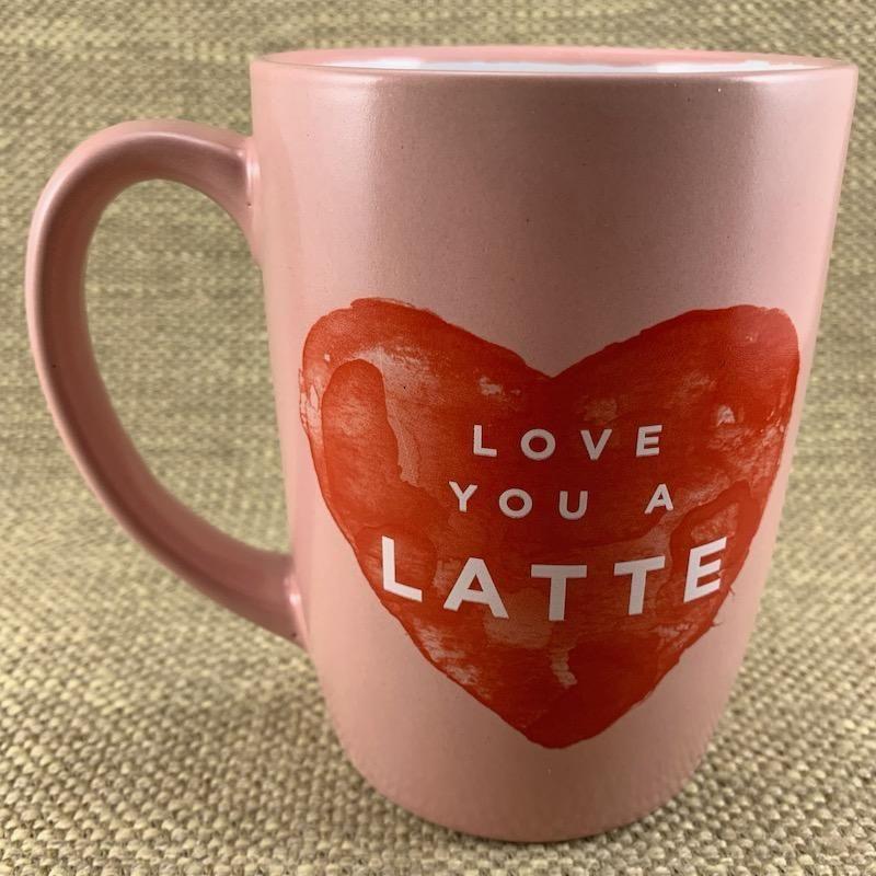 0103fc4151e Love You A Latte FabFitFun Mug Ayesha Curry | New Mugs available at ...