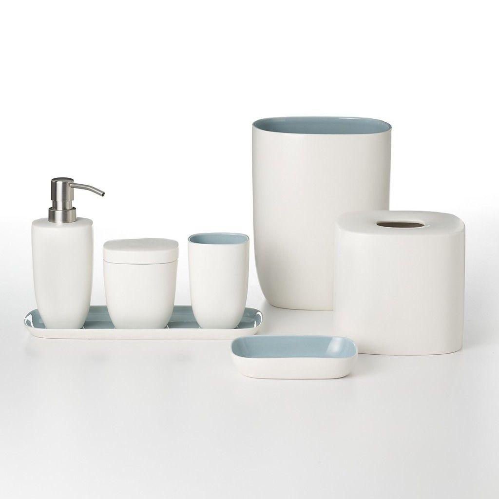 Modern Bathroom Accessories : Waterworks Studio Modern Ceramic Bath ...