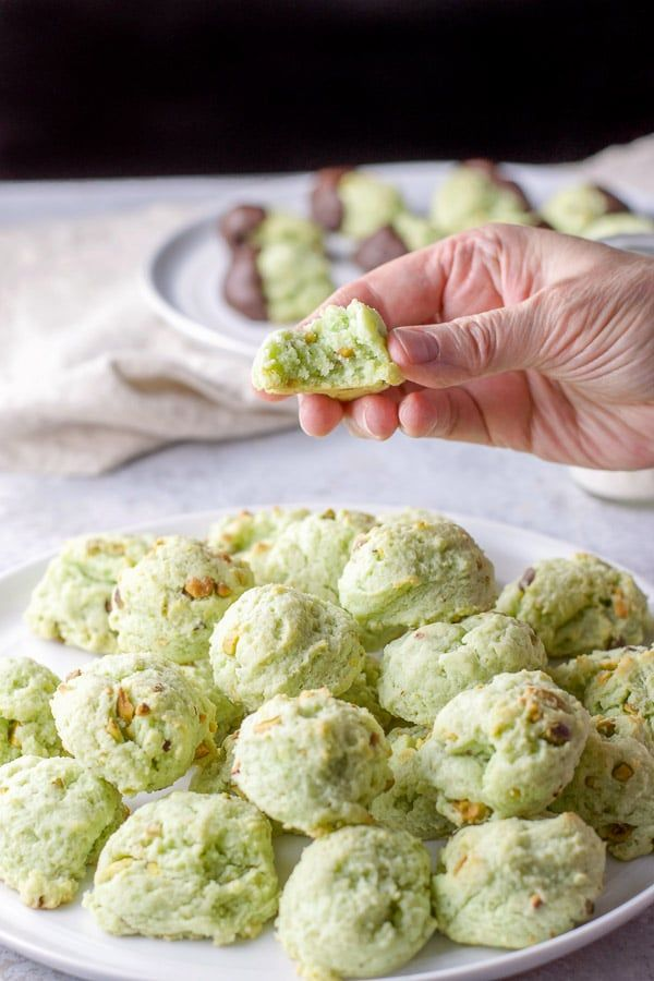 This is my delicious melt in your mouth moist soft cream cheese pistachio cookies recipe for everyone to enjoy They are my most requested cookie and so addicting
