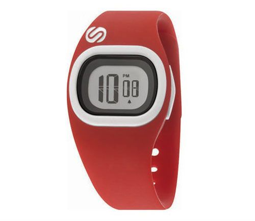 Silicone watch - good for exercising
