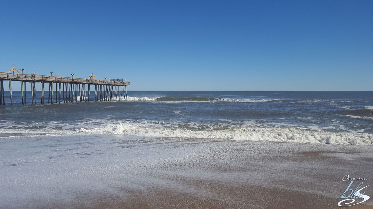 This looks like the place to be today!  #OBX #OuterBanks #KittyHawk