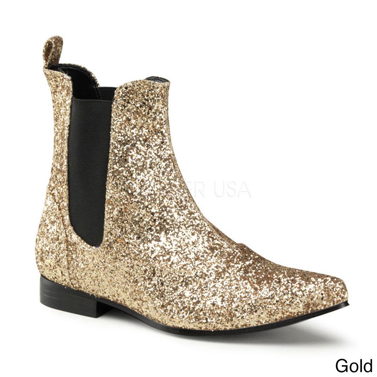 Chelsea-58G, Mens Ankle Boots Funtasma
