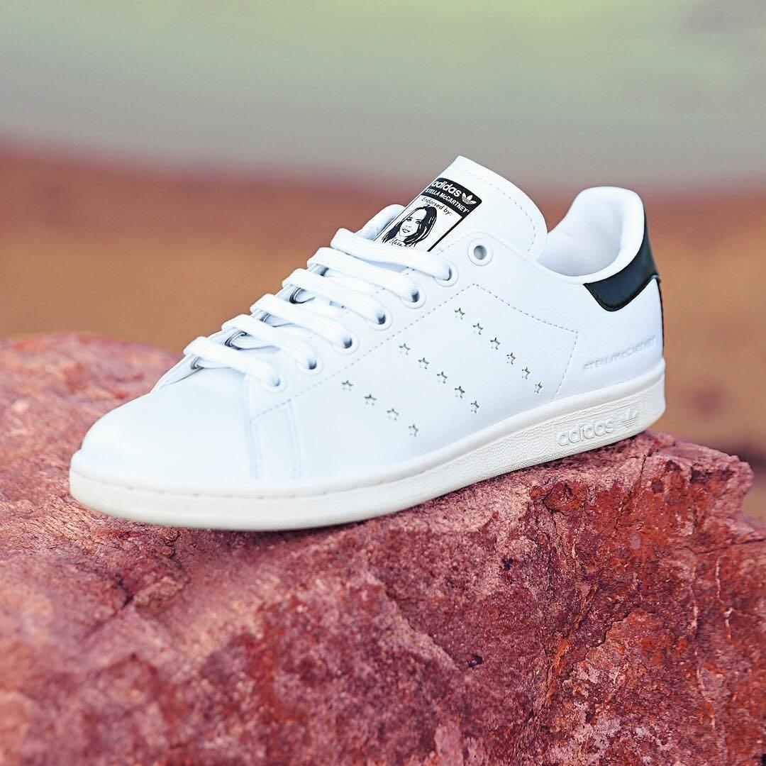 vegan leather Stella #StanSmith sneaker