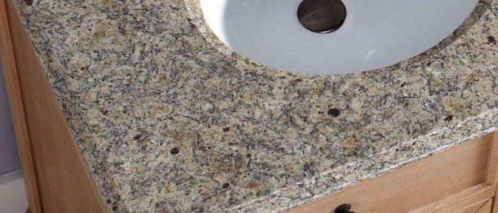 Dark Santa Cecilia Granite