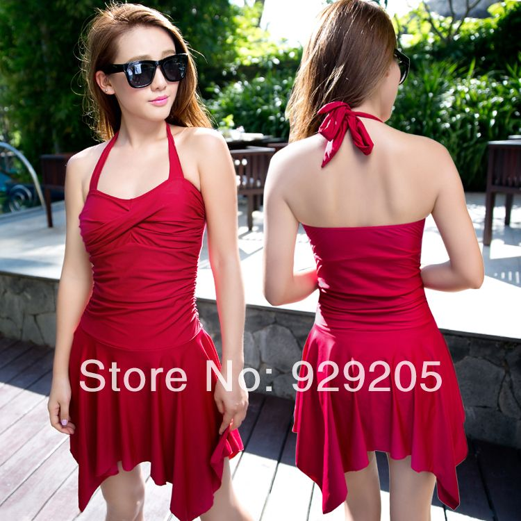 Skirts Womens One Piece Swimsuits With Skirts Cheap Cute