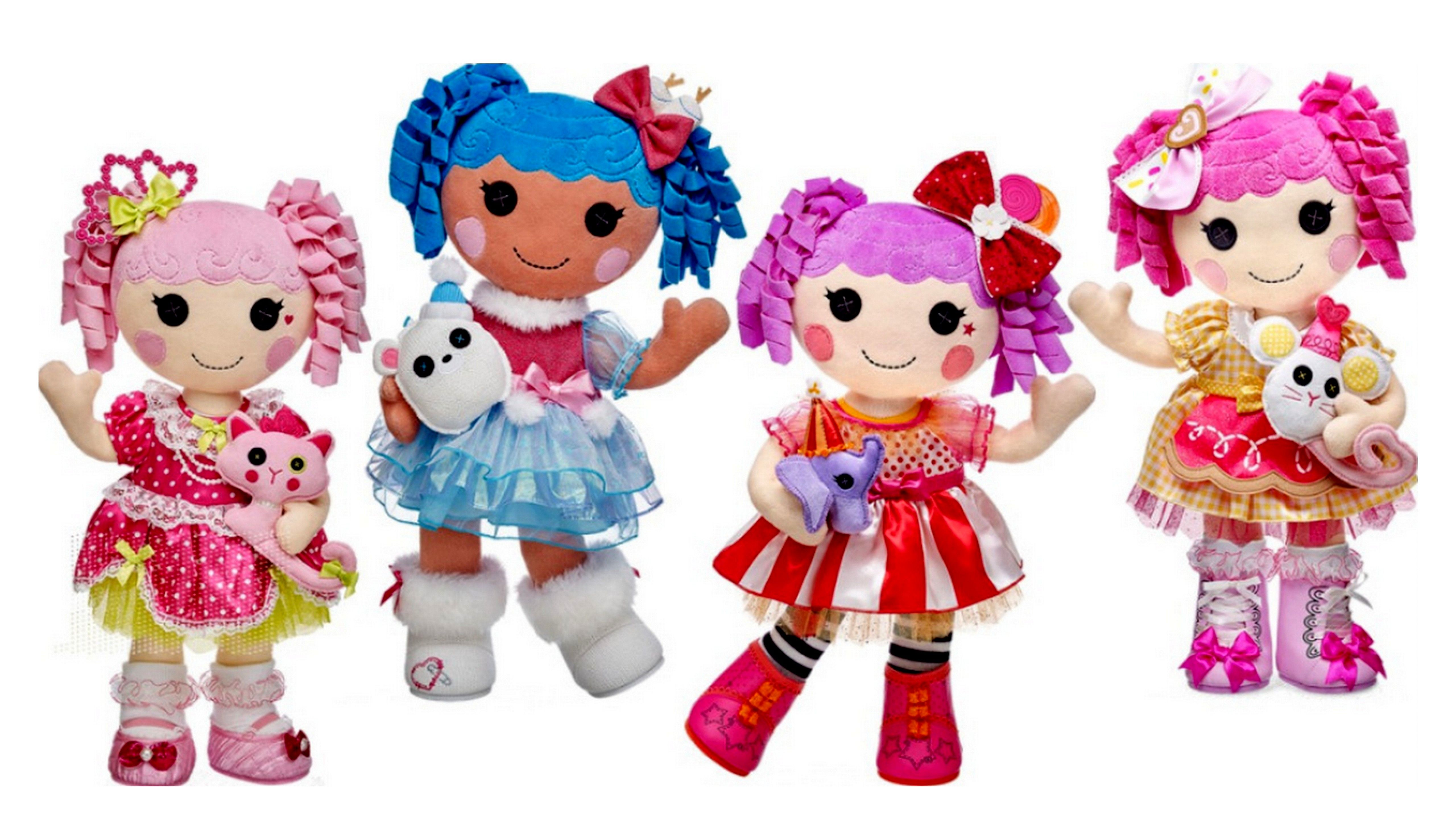 1990a72eea1 Build-a-Bear Lalaloopsy Large 21 inch Rag Dolls and Outfits. Choose Stuffed