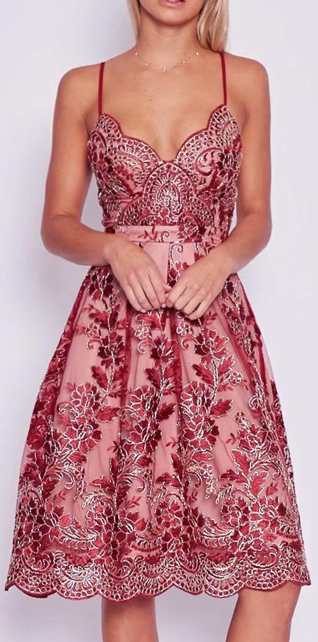What a gorgeous dress! | Ropa bonita | Pinterest | Boda guayabera ...