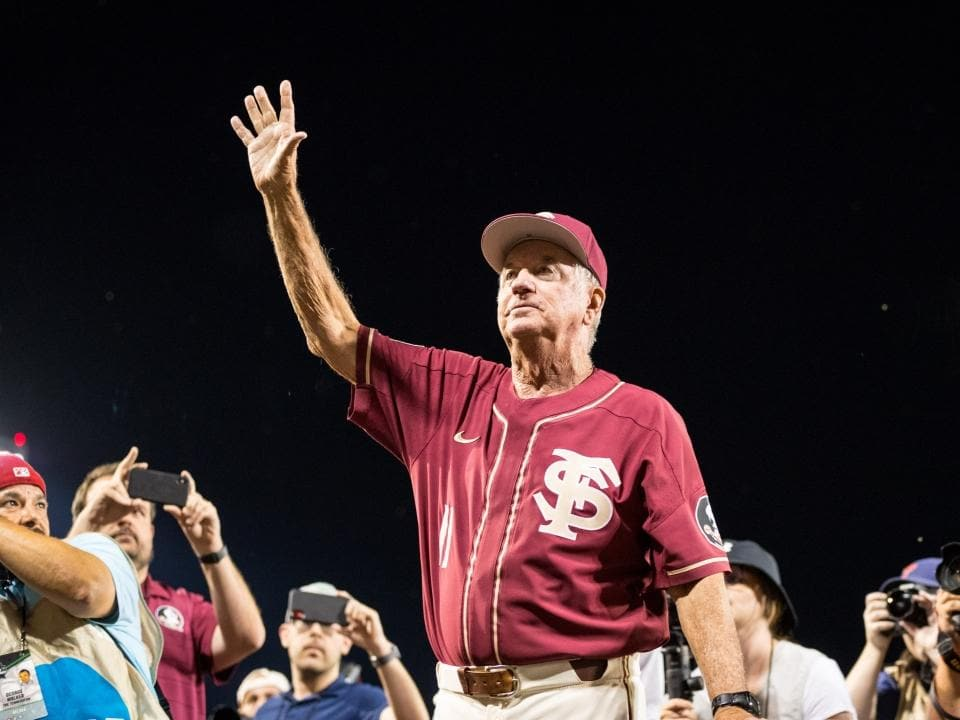 Mike Martin coached his final game for Florida State