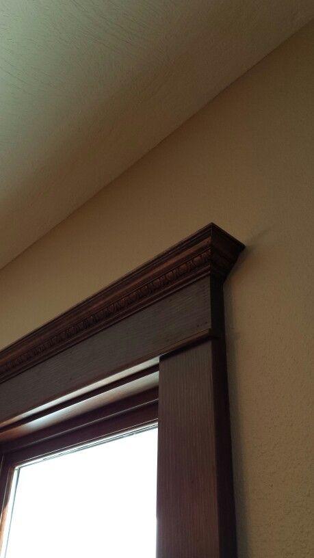 Old school trim work | Woodworking trim ideas, Diy wood ...