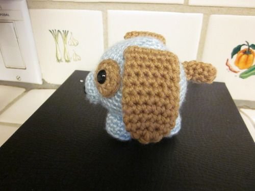 Roly Dog Amigurumi - Free Crochet Pattern and Tutorial | FREE ...