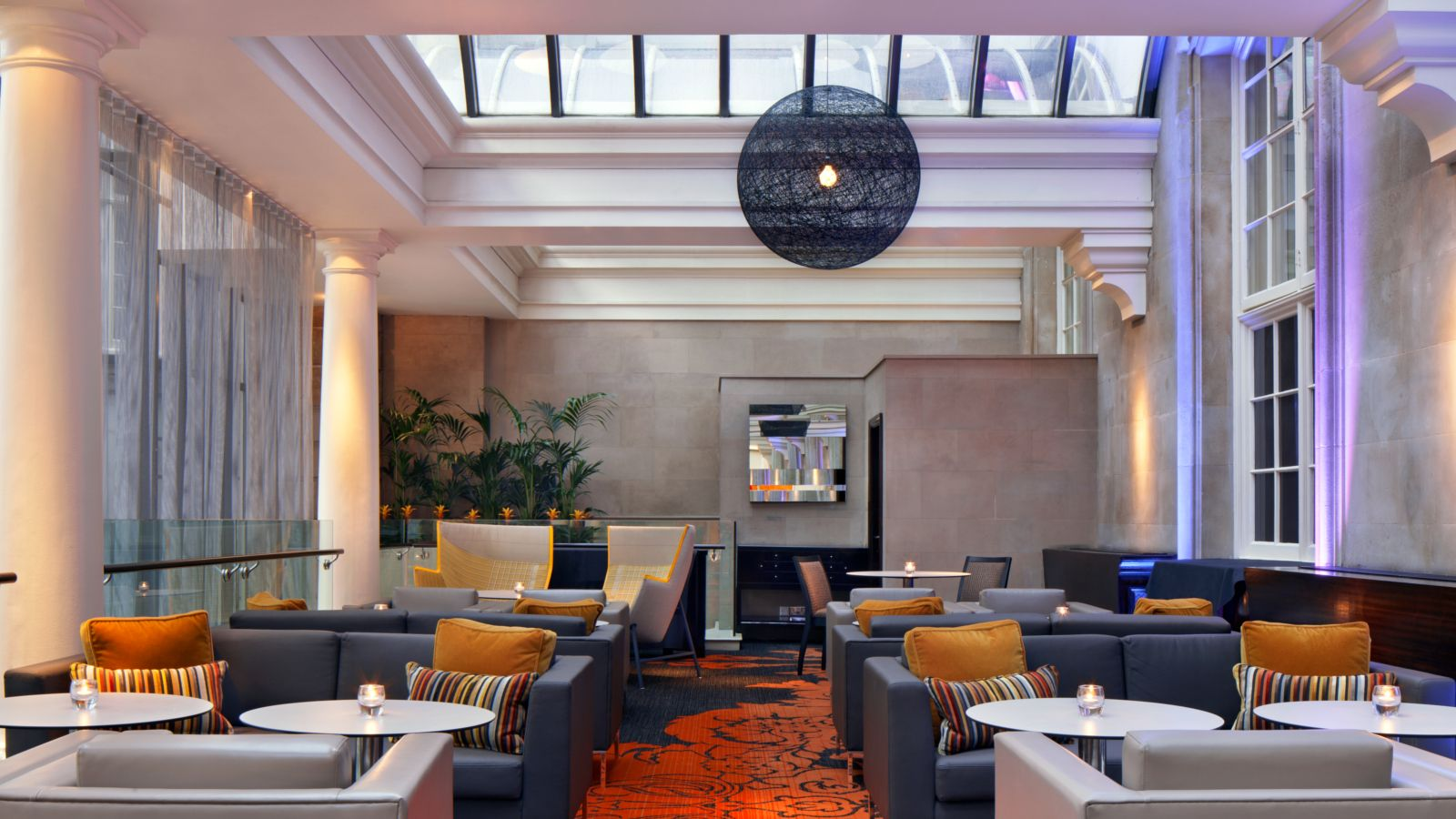 Meridien Picadilly by Anita Rosato Interior Design