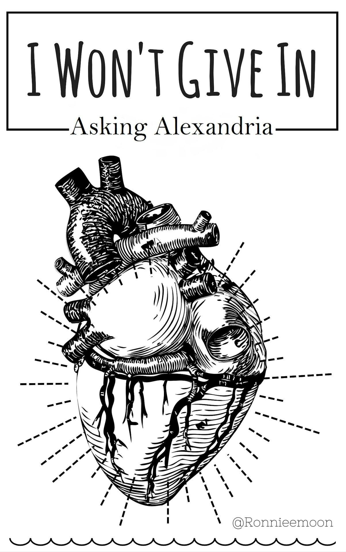 Asking Alexandria Lyrics Every Breath You Take I Watch
