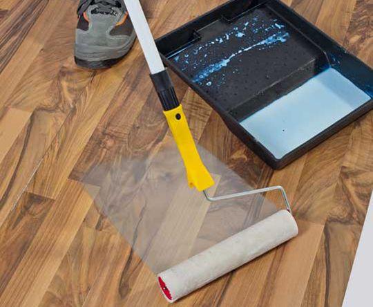 C mo elegir pintura para suelos leroy merlin deco - Pintura para parquet ...