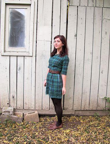 Lauren's Sigma Dress