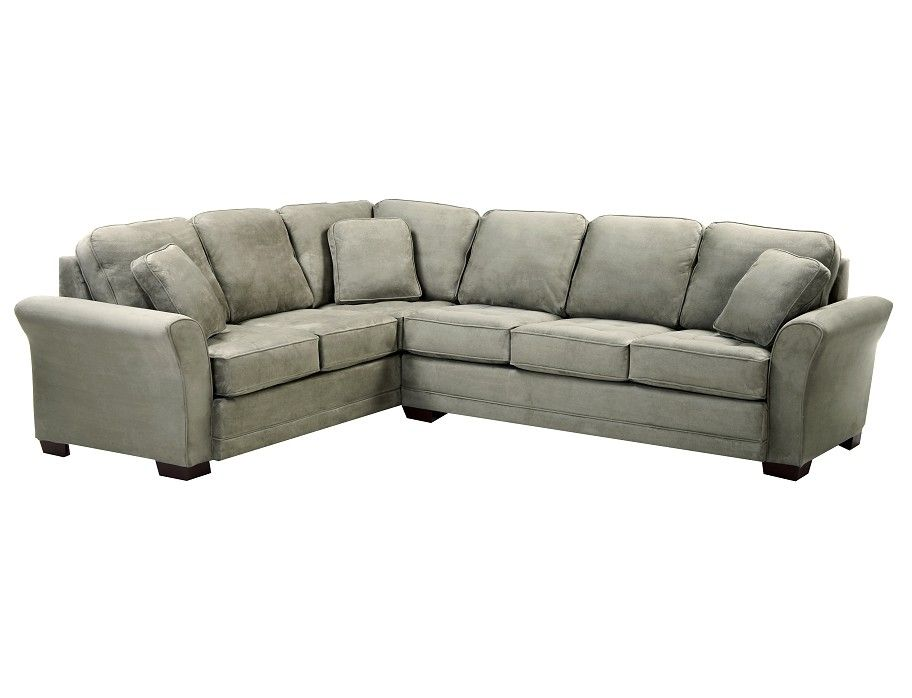 Heather Seal 2 Pc Sectional At Rothman Furniture Apartment