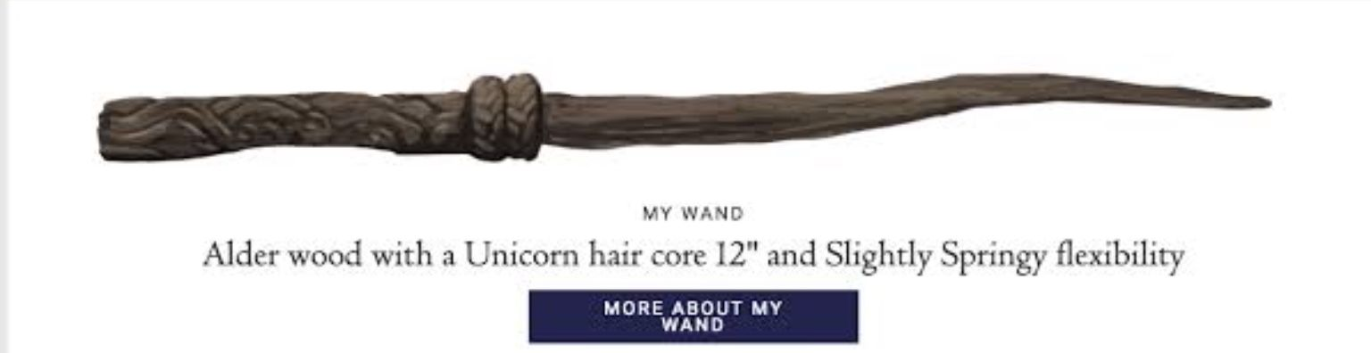 Alder Wood With A Unicorn Hair Core 12 And Slightly Springy