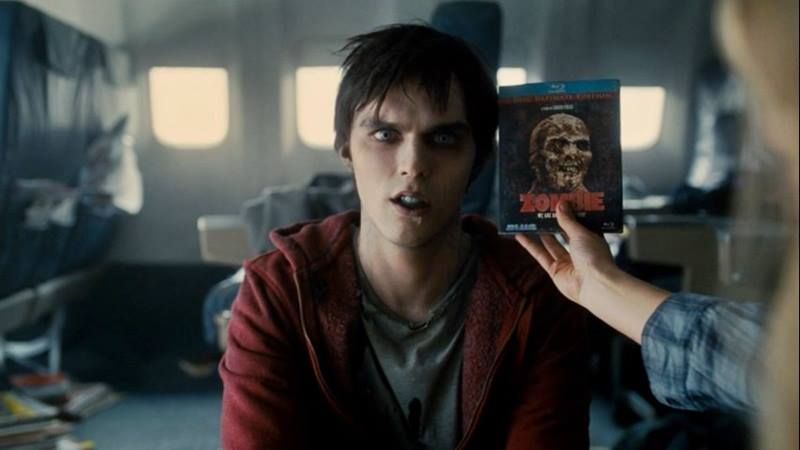 Warm Bodies get it anyone :) | Warm bodies, Nicholas hoult ...