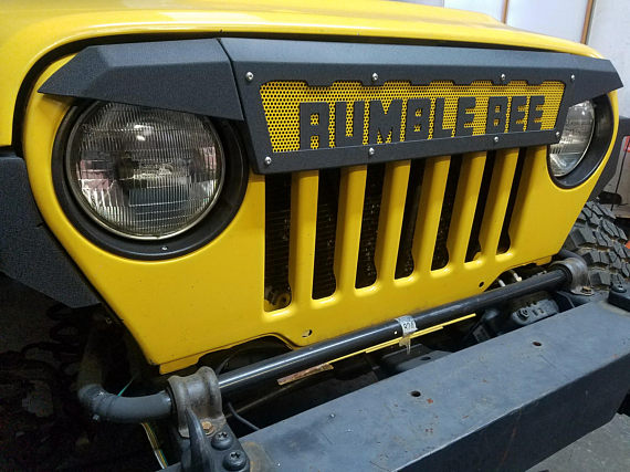 Customize your Jeep with a PPE Fabrication custom created