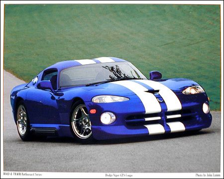 1994 dodge viper gts the newer vipers are awesome but. Black Bedroom Furniture Sets. Home Design Ideas