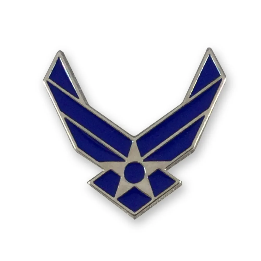 Air force lapel pin in 2020 Military accessories, Lapel