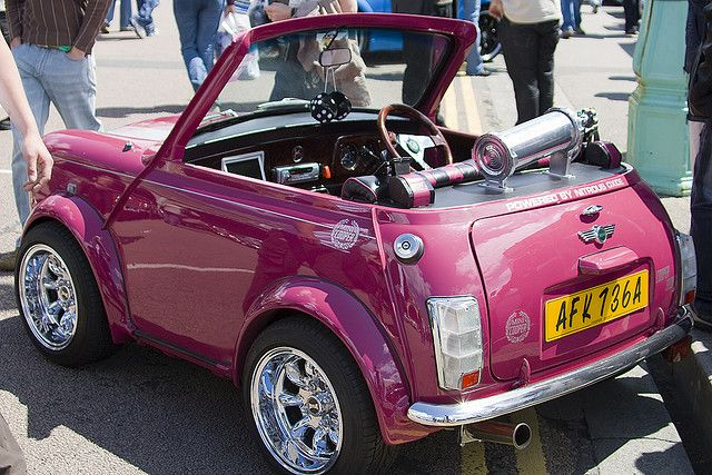 images of shortie cars | Road Cars - London to Brighton 2008 - Austin Mini Shortie - 080518 ...