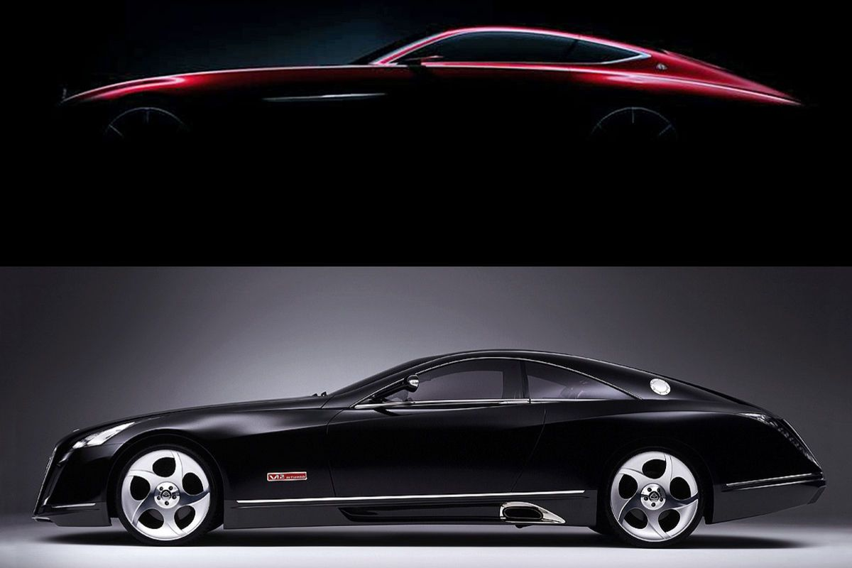 High Quality Exceptionnel Mercedes Exelero A Concept Car Modified Especially For FULDA  And Then Unleashed On Streets |