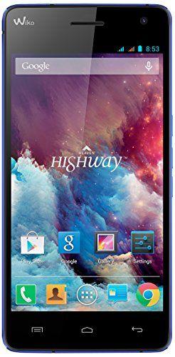 awesome Wiko Highway Smartphone (12,7cm (5pulgadas), Full HD, Pantalla táctil IPS, Octa Core Procesador, 2GHz, 2GB RAM, cámara de 16Mpx, Android 4.2)