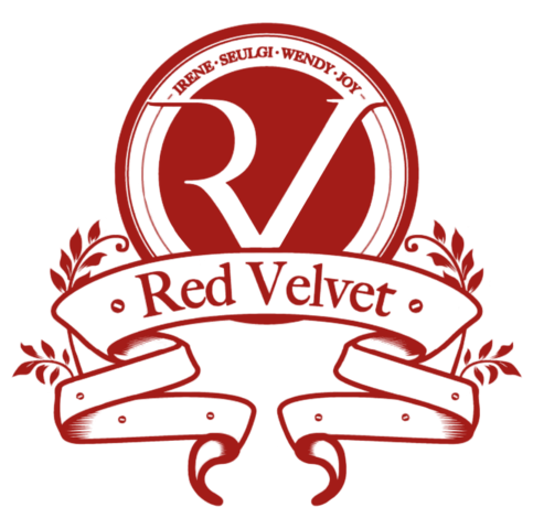 Red Velvet Logo Png Render By Classicluv D7tz4f6 Png Stiker Wallpaper Ponsel Kpop